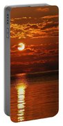 Amazing Sunset Portable Battery Charger