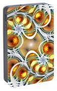 Amber Clusters Portable Battery Charger