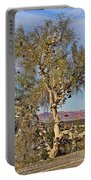 Amboy Shoe Tree By Diana Sainz Portable Battery Charger