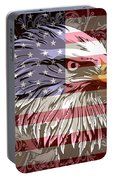 America The Beautiful Portable Battery Charger