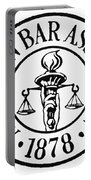 American Bar Association Portable Battery Charger