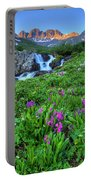 American  Basin Waterfall Portable Battery Charger