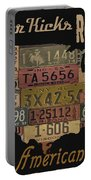 American Dream-route 66 Portable Battery Charger
