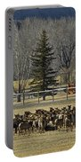 American Elk   #4305 Portable Battery Charger