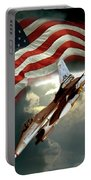 American Feedom  Portable Battery Charger
