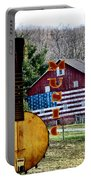 American Folk Music Portable Battery Charger