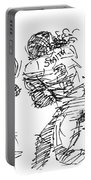 American Football 1 Portable Battery Charger