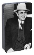 American Gangster Al Capone Portable Battery Charger
