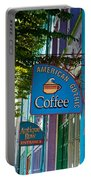 American Gothic Coffee Portable Battery Charger