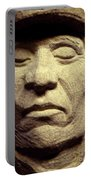 American-indian-portrait 2 Portable Battery Charger