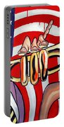 American Jazz Man Portable Battery Charger