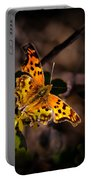 American Lady Portable Battery Charger by Robert Bales