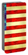 American Money Flag Portable Battery Charger