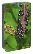 American Pokeweed  Portable Battery Charger