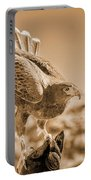American Red Tail Hawk Portable Battery Charger