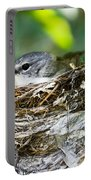 American Redstart Nest Portable Battery Charger