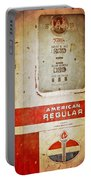 American Standard - Vintage Fuel Pump - Casper Wyoming Portable Battery Charger