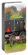Amish Buggies 2 Portable Battery Charger
