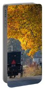 Amish Buggy Fall 2014 Portable Battery Charger
