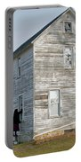 Amish Window Washer Portable Battery Charger