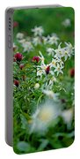 Among The Lillies Portable Battery Charger