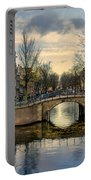 Amsterdam Bridges Portable Battery Charger