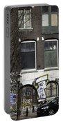 Amsterdam Graffiti Portable Battery Charger