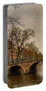 Amsterdam Panorama Portable Battery Charger