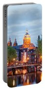 Amsterdam Portable Battery Charger