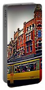 Amsterdam Transportation Portable Battery Charger