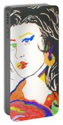 Amy Winehouse Portable Battery Charger