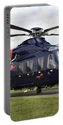 An Agustawestland Aw139 Utility Portable Battery Charger