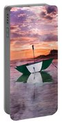 An Enchanting Evening Portable Battery Charger by Betsy Knapp