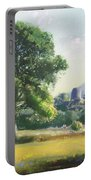 An Englishman's Castle Portable Battery Charger