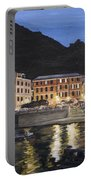 An Evening In Vernazza Portable Battery Charger