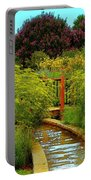 An Impressionists View Portable Battery Charger