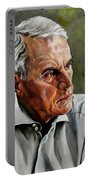An Interesting Man - Viktor Hesse Portable Battery Charger
