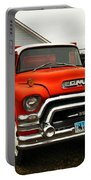 An Old Gmc  Portable Battery Charger by Jeff Swan