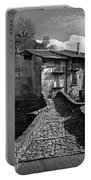 An Old Spanish Town Puente De Montanana Portable Battery Charger