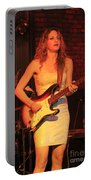 Guitarist Ana Popovic Portable Battery Charger