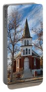 Anaconda Christian Church Portable Battery Charger