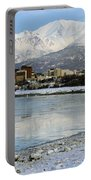 Anchorage Cityscape Portable Battery Charger