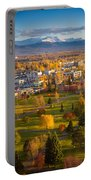 Anchorage Landscape Portable Battery Charger