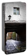 Ancient Alley In Tui Portable Battery Charger