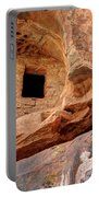 Ancient Anasazi Honeycomb Granary Ruin  Portable Battery Charger