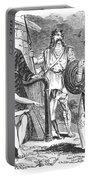 Ancient Briton, Caledonian And Irish Portable Battery Charger
