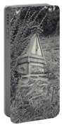 Ancient Gravesite Portable Battery Charger