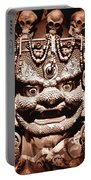 Ancient Mask Portable Battery Charger