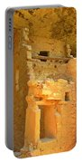 Ancient Pueblo Dwelling Ruins Two Portable Battery Charger