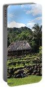 Ancient Taro Gardens In Kauai Portable Battery Charger